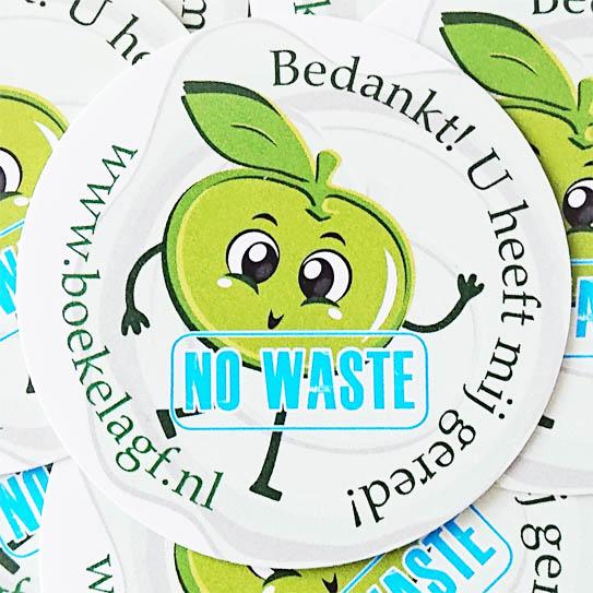No waste AGF - Boekel AGF Horecagroothandel