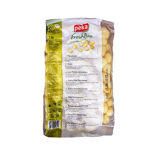 Peka Aardappels - Boekel AGF Horecagroothandel