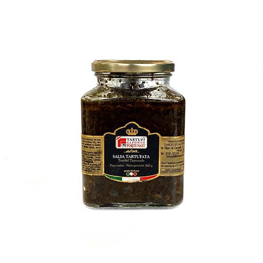 Truffel Tapanade - Boekel AGF Horecagroothandel