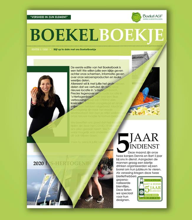Boekelboekje - Boekel AGF Horecagroothandel